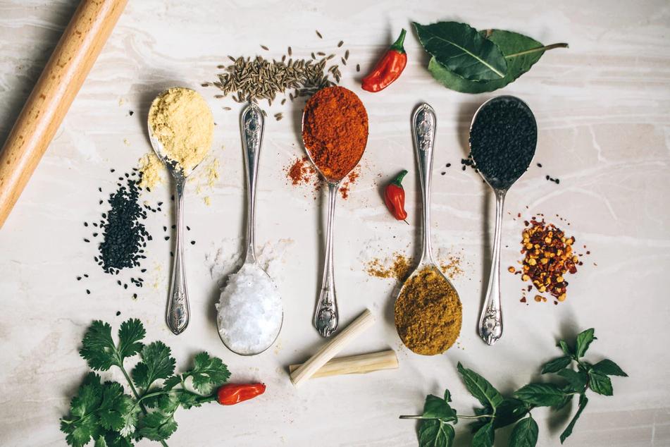 Delicious process ingredients